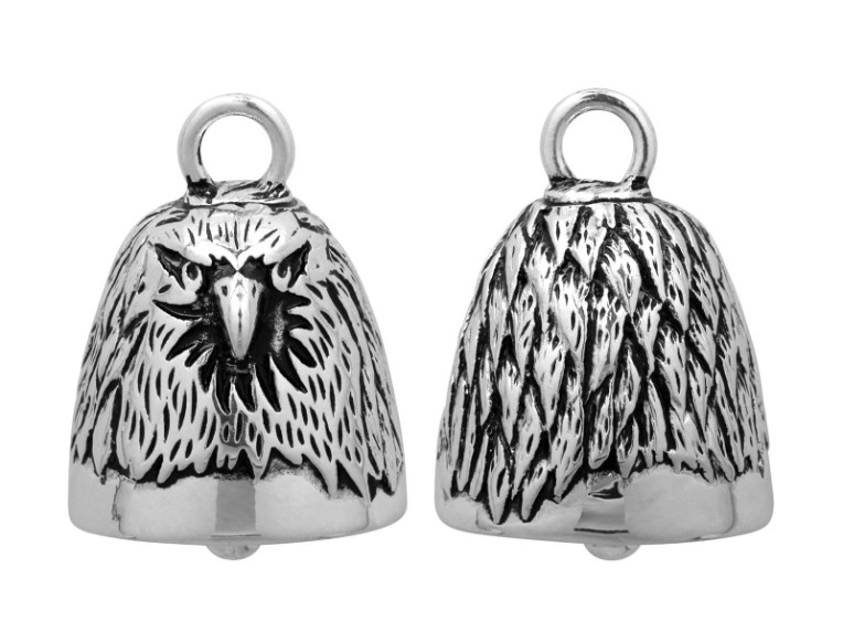 HRB021, Round Eagle Ride Bell