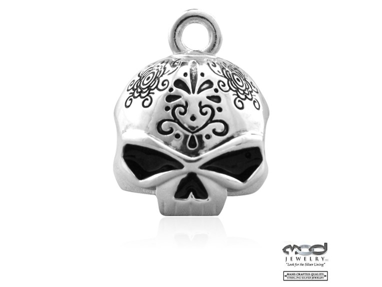HRB041, Ride Bell Day of the Dead