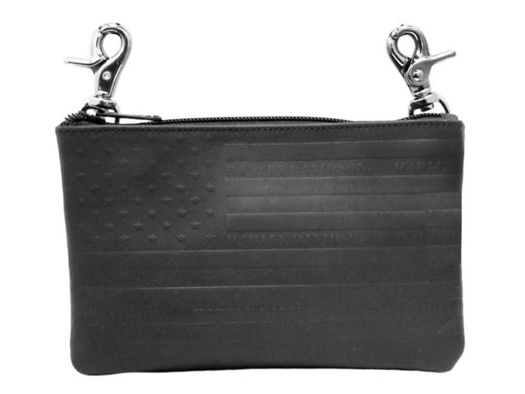 US1776L-BLK, Independence Hip Bag w/strap