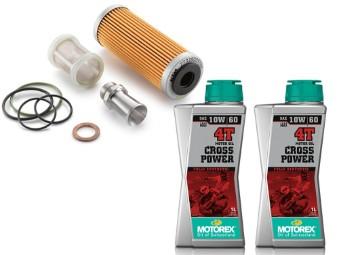 Ölfilter Service Kit 450/505  Bj. 09-12