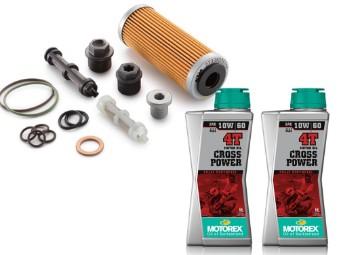 Ölfilter Service Kit 450/530  Bj. 09-11