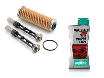 Ölfilter Service Kit für  Duke & Adventure - 1050 1190 1290  Bj. 08-18