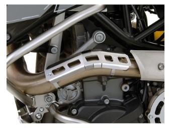 Krümmerblende KTM 690 Enduro /-R  Baujahr bis -2017