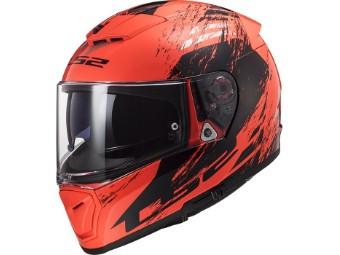 Helm - FF390 Breaker Swat Fluo Orange