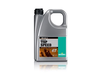 Top Speed 4T SAE 5W40