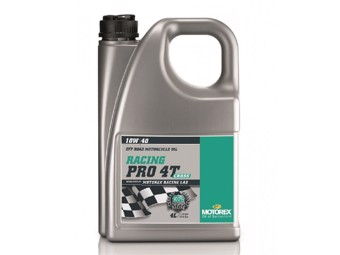 Racing Pro 4T Cross 10W40
