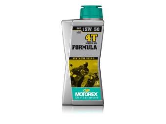 Formula 4T 15W50