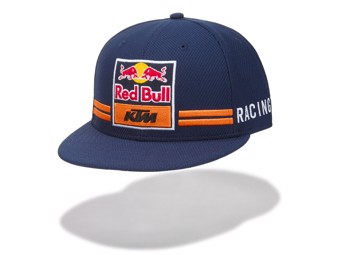 RedBull KTM Team Flat Cap - Kappe
