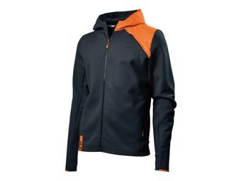 Unbound Zip - Langarm Shirt
