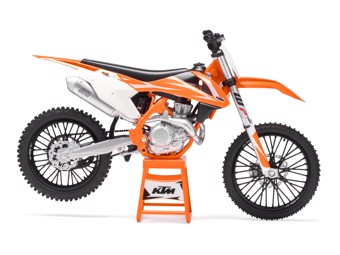 450 SX-F MY 18 Model Bike