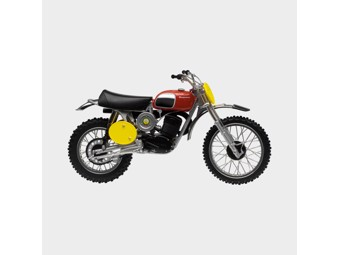 Cross 400/70 Model Bike