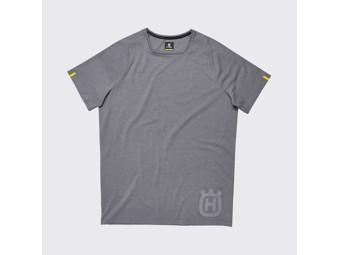 Progress Tee grey - Kurzarm T-Shirt