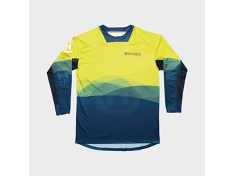 Gotland Shirt Yellow - Langarm Shirt