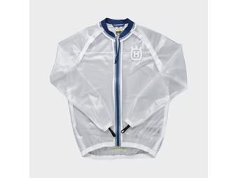 Rain Jacket Transparent - durchsichtige Regenjacke