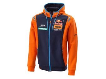 RedBull KTM - Team Zip Hoodie - Langarm Jacke