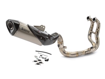 "Akrapovic-kit ""Evolution Line"" für KTM 890 Duke /-R Bj. 20-21"