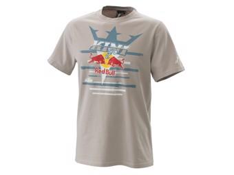 Steps Tee - Kurzarm T-Shirt
