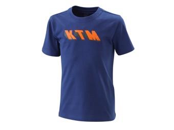 Kids Radical Tee - Blue - T-Shirt