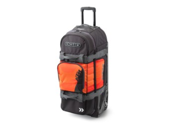 ORANGE TRAVEL BAG 9800