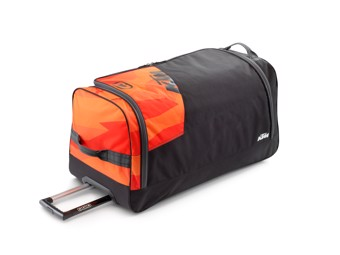 Orange Gear Bag - Tasche