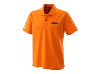 Racing Polo - Orange - Poloshirt