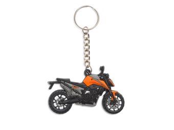 790 Duke Rubber Keyholder - Schlüsselanhänger
