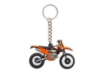 250 EXC-F Rubber Keyholder - Schlüsselanhänger