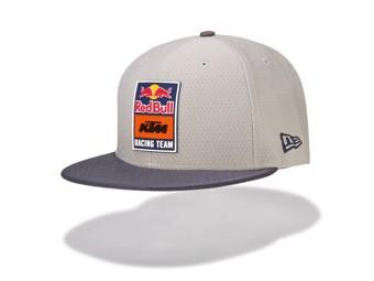 RB KTM Racing Team Hex era Hat grey - Cap - RedBull KTM Kappe