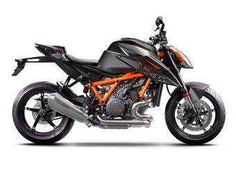 Carbon-Verkleidungsset für KTM 1290 Duper Duke R Bj. 20-21