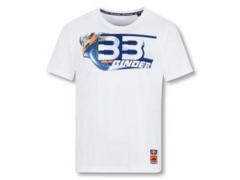 RB KTM Brad Binder Tee - RedBull KTM T-Shirt