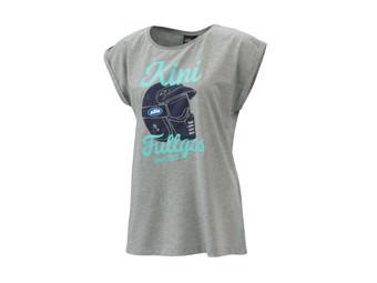 Women Retro Helmet Tee - Damen - Kurzarm T-Shirt