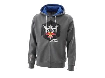 Hex Zip Hoodie - Langarm Shirt