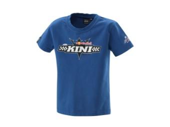 Kids Finish Flag Tee - Kurzarm T-Shirt
