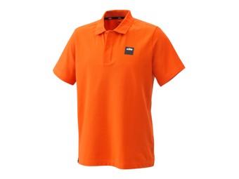 Pure Racing Polo orange - Kurzarm - Poloshirt