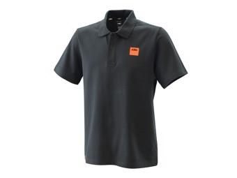 Pure Racing Polo black - Kurzarm T-Shirt