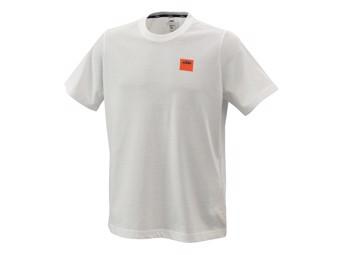 Pure Racing Tee white - Kurzarm T-Shirt