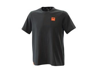 Pure Racing Tee black - Kurzarm T-Shirt