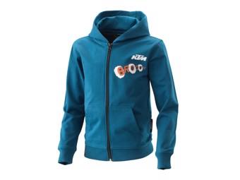 Kids Radical Zip Hoodie - Langarm Shirt - Jacke
