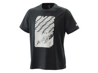 Radical Logo Tee black - Kurzarm T-Shirt