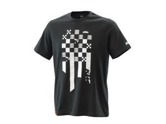 Radical Square Tee black - Kurzarm T-Shirt