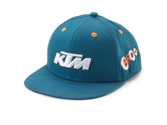 Kids Radical Cap blue - Kinder - Kappe