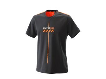 Pure Style Tee black - Kurzarm T-Shirt