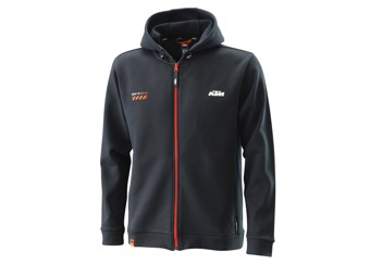 Pure Style Zip Hoodie - Langarm Shirt - Jacke