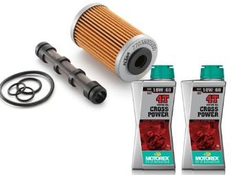 Ölfilter Service Kit 250 SX-F EXC-F  Bj. 08-13
