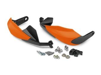 Handschutz geschlossen orange