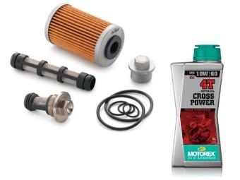 Ölfilter Service Kit 450/500 EXC SX-F SMR  Bj. 12-16