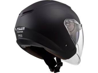 Helm - OF573 Twister II Single Mono Gloss Black