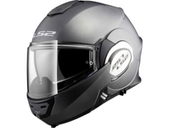 Helm - FF399 Valiant Single Mono Matt Titanium