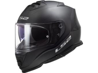 Helm - FF800 Storm Solid Matt Black