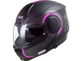 Helm - FF902 Scope arch matt titanium pink